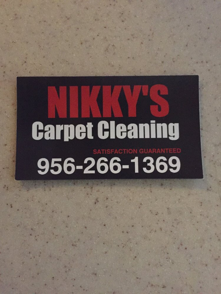 Nikky's Carpet Cleaning: Rio Hondo, TX