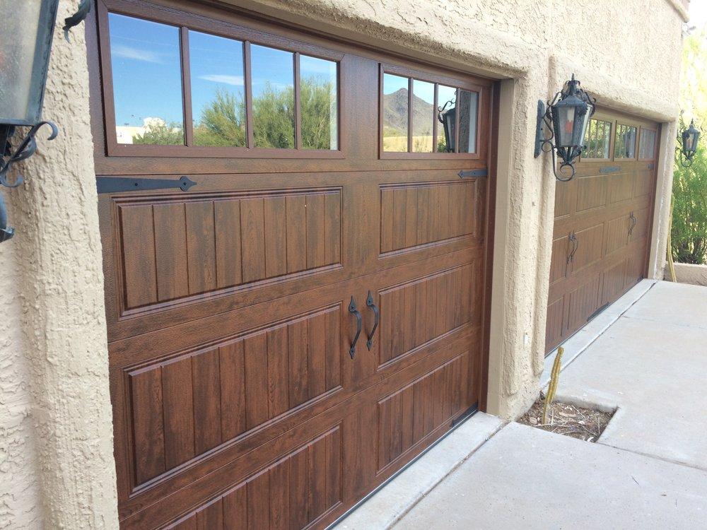 Makeover my garage door 15 foto servizi per porte di for 2 piedi quadrati per garage