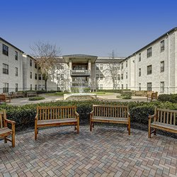 Photo Of Cullen Oaks Houston Tx United States Courtyard