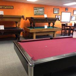 Fast Teddys Billiard Factory Photos Furniture Repair S - United billiards pool table parts