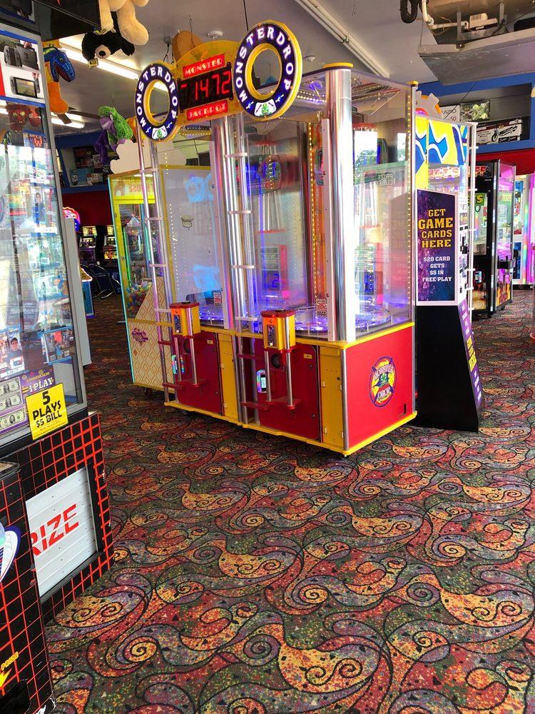 Bev & Wally's Arcade