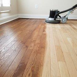Photo Of Danik Hardwood Flooring Knoxville Tn United States Staining Floors