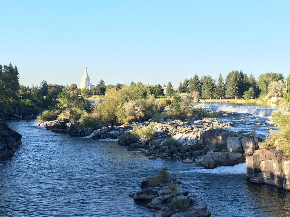 Idaho Falls Parks & Recreation: 520 Memorial Dr, Idaho Falls, ID
