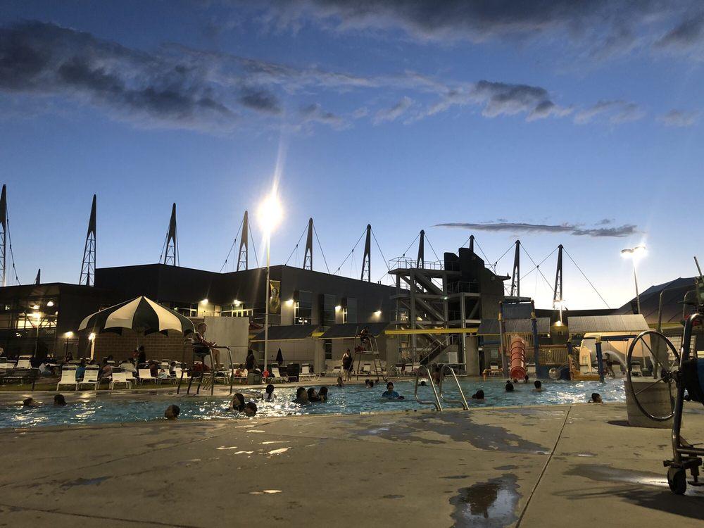 Kearns Oquirrh Park Fitness Center: 5624 Cougar Ln, Salt Lake City, UT