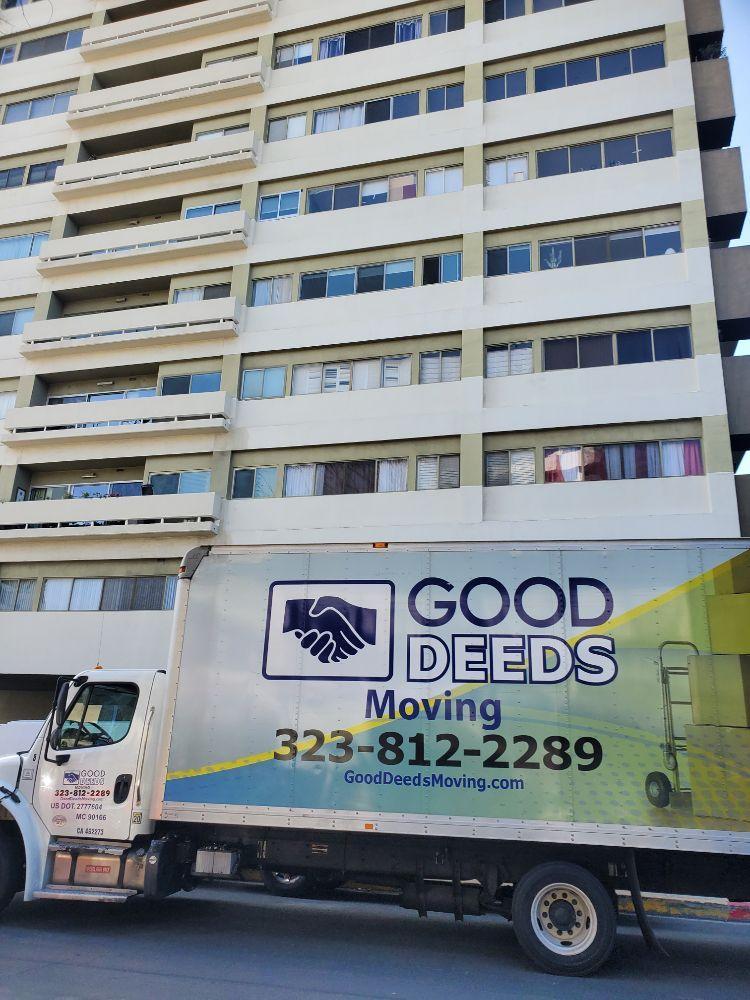 Good Deeds Moving California