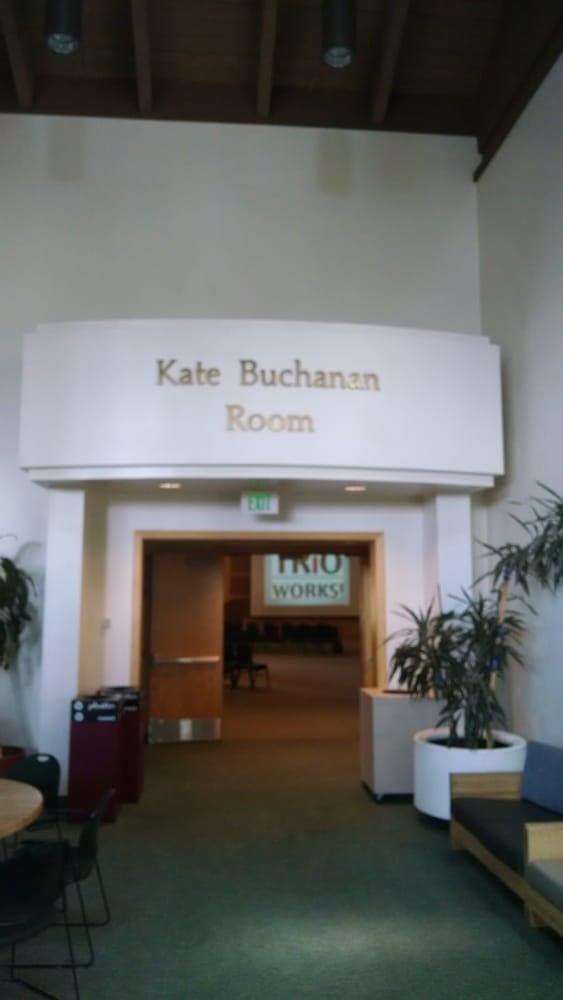 Kate Buchanan Room: 1 Harpst St, Arcata, CA
