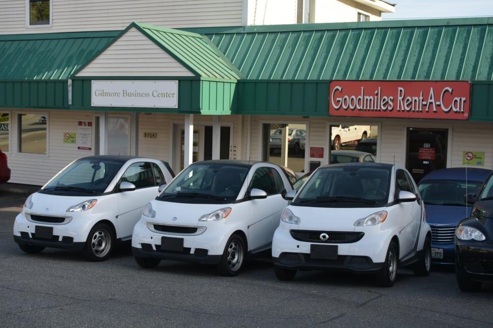 Goodmiles Rent A Car: 5705 Evergreen Way, Everett, WA