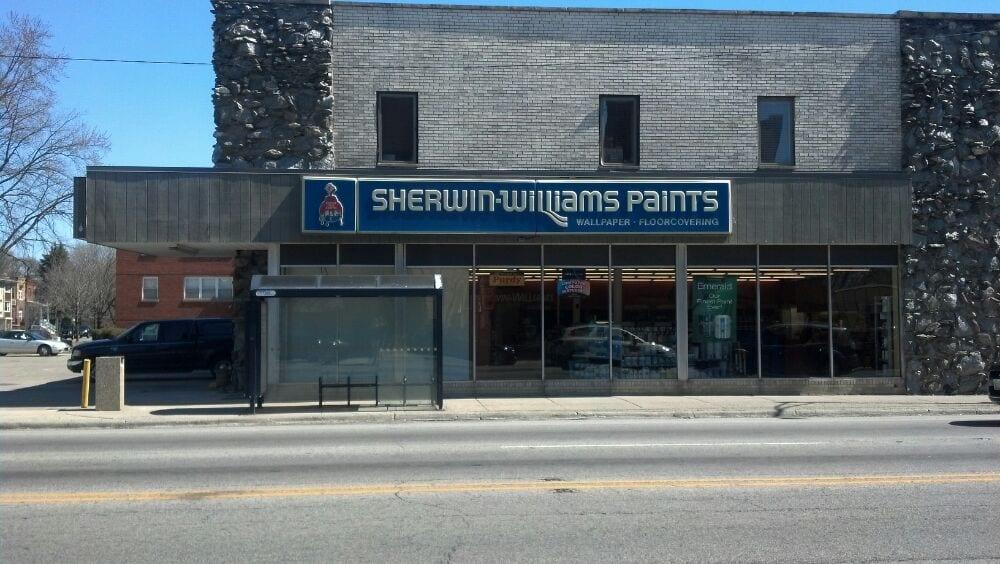 Sherwin-Williams Paint Store: 3401 S Harlem Ave, Berwyn, IL