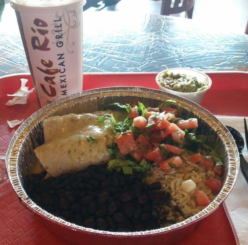 Cafe Rio Taco Tuesday