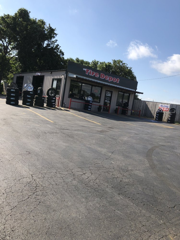 Tire Depot: 456 N Broadway, Joshua, TX