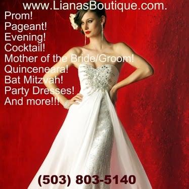 Liana\'s Boutique - CLOSED - Women\'s Clothing - 11300 NE 4th Plain Rd ...