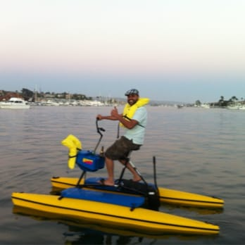 Photo Of Pacific Coast Hydrobikes Newport Beach Ca United States Cheese