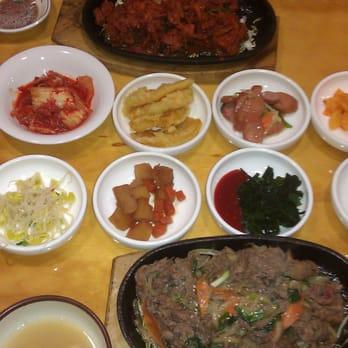 Photo Of Korean Bbq House West Point Ga United States Spicy Pork