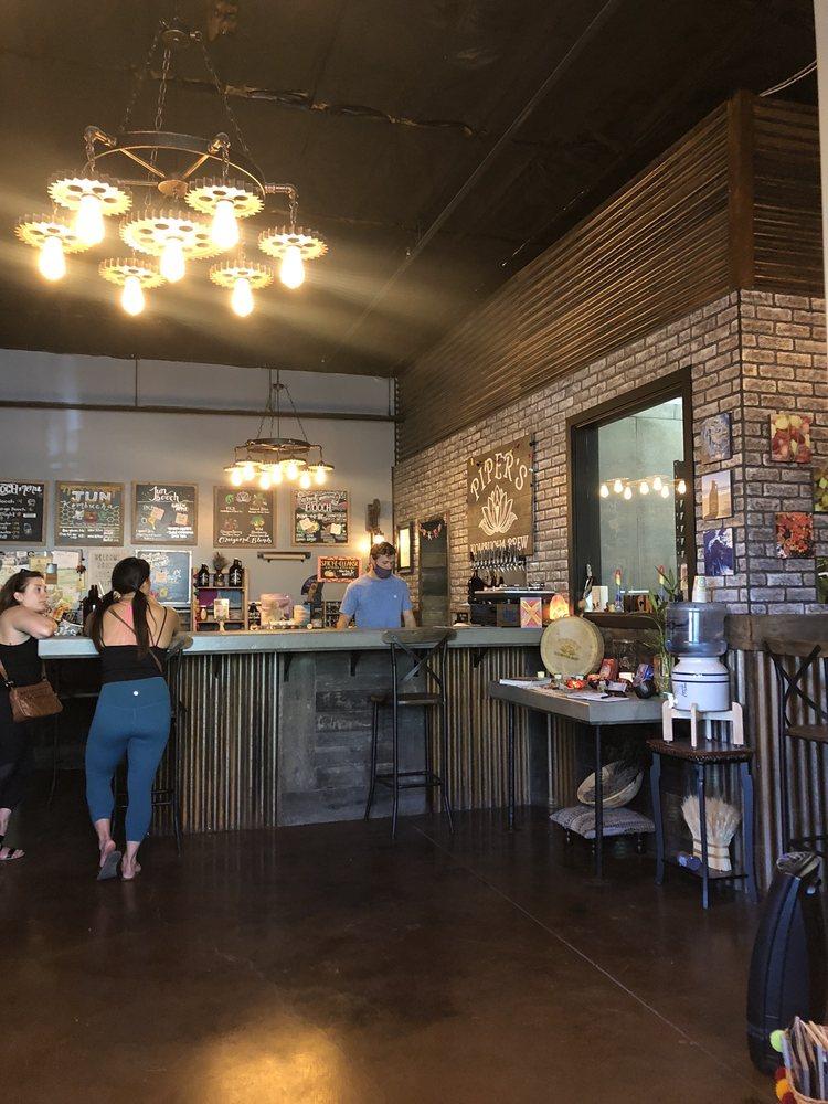 Piper's Kombucha Brew: 195 Broadway St, Orcutt, CA
