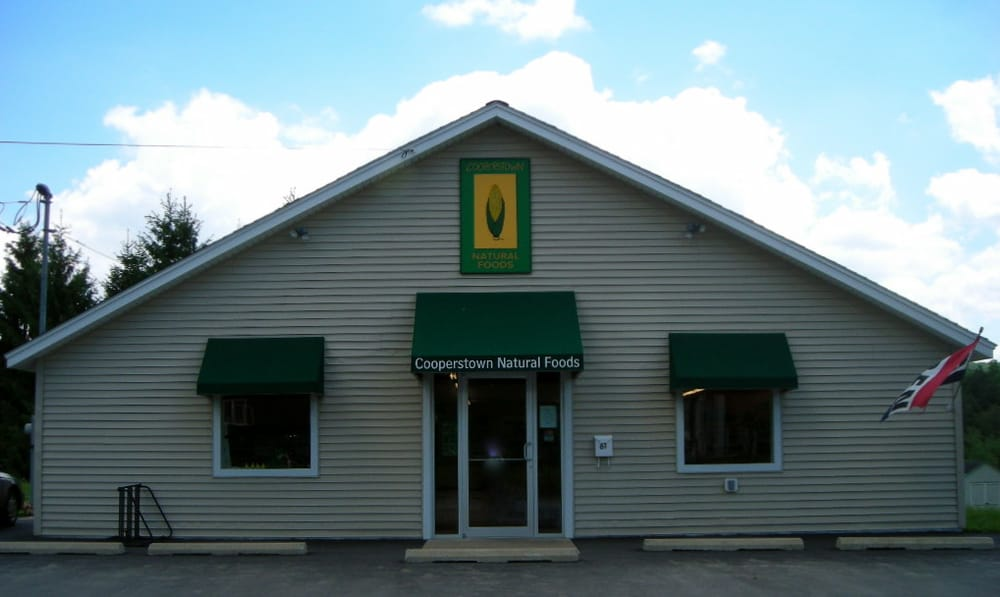 Cooperstown Natural Foods: 61 Linden Ave, Cooperstown, NY