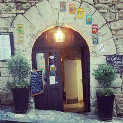Restaurant les jardins de la louve restaurantes place - Les jardins de la louve rocamadour ...