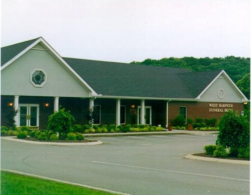 West Harpeth Funeral Home & Crematory 6962 Charlotte Pike Nashville ...