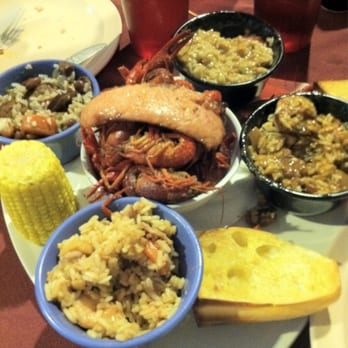 Cajun Kountry Kitchen Café - CLOSED - 24 Reviews - Cajun/Creole ...