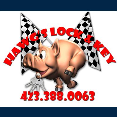 Hawg's Lock & Key: 111 East St, Erwin, TN
