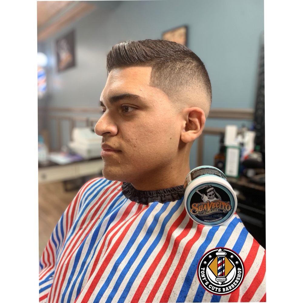 Tony's Cuts Barbershop: 1201 US Hwy 1, North Palm Beach, FL
