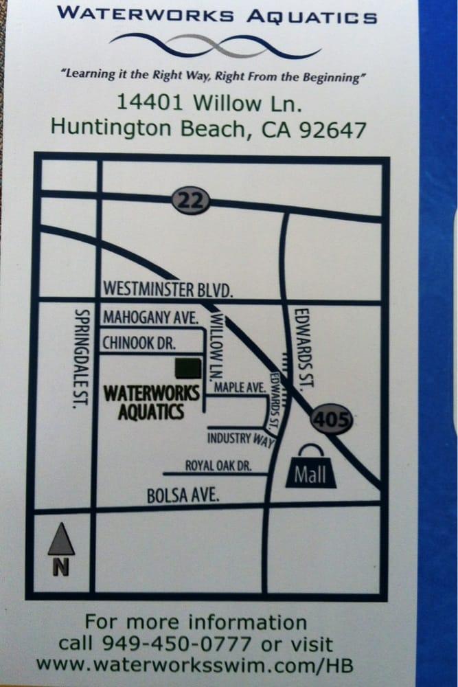Waterworks Aquatics Huntington Beach Huntington Beach Ca
