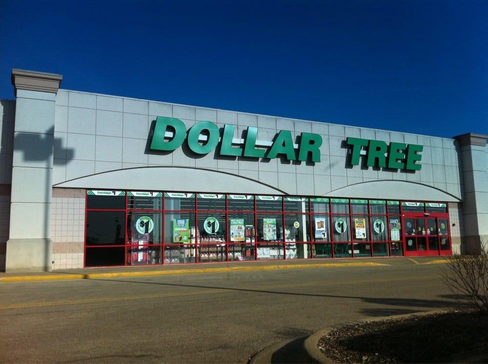 Dollar Tree: 1000 E Napier Ave, Benton Harbor, MI