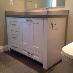 pretty bathroom vanities surrey bc. Photo of Tri City Kitchen Cabinets  Surrey BC Canada Vanity 20 Photos Cabinetry 215 7750 128