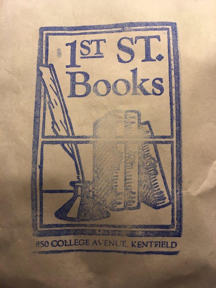 First Street Books: 850 College Ave, Kentfield, CA