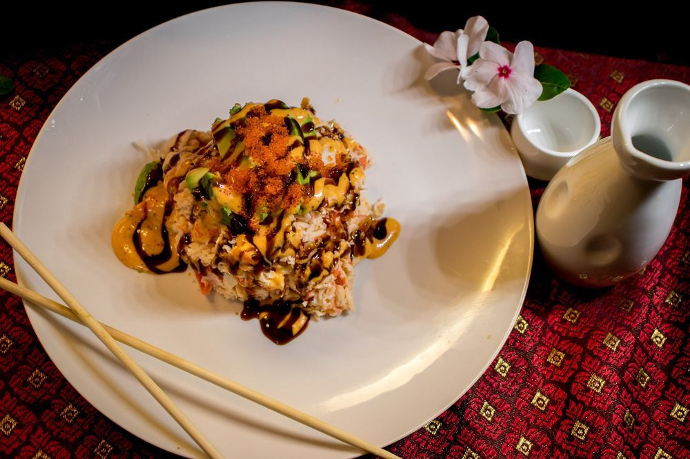 Chiangmai Thai Sushi: 5201 S Broadway Ave, Tyler, TX