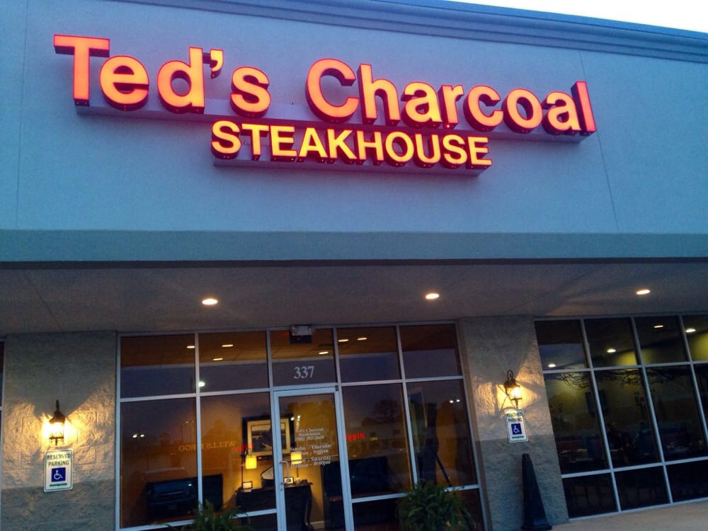 Ted's Charcoal Steakhouse: 337 Ne Blvd, Clinton, NC