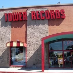 Tower Records-Video Books - CLOSED - Newspapers & Magazines - 1205