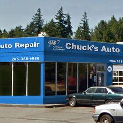 Chucks Auto Body >> Chuck S Auto Repair Shoreline 20 Reviews Auto Repair 14501