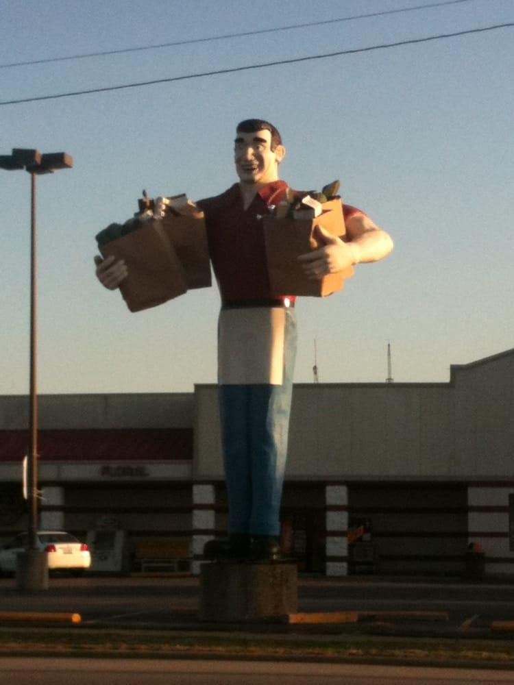 Metropolis Big Johns Super Store: 1200 E 5th St, Metropolis, IL