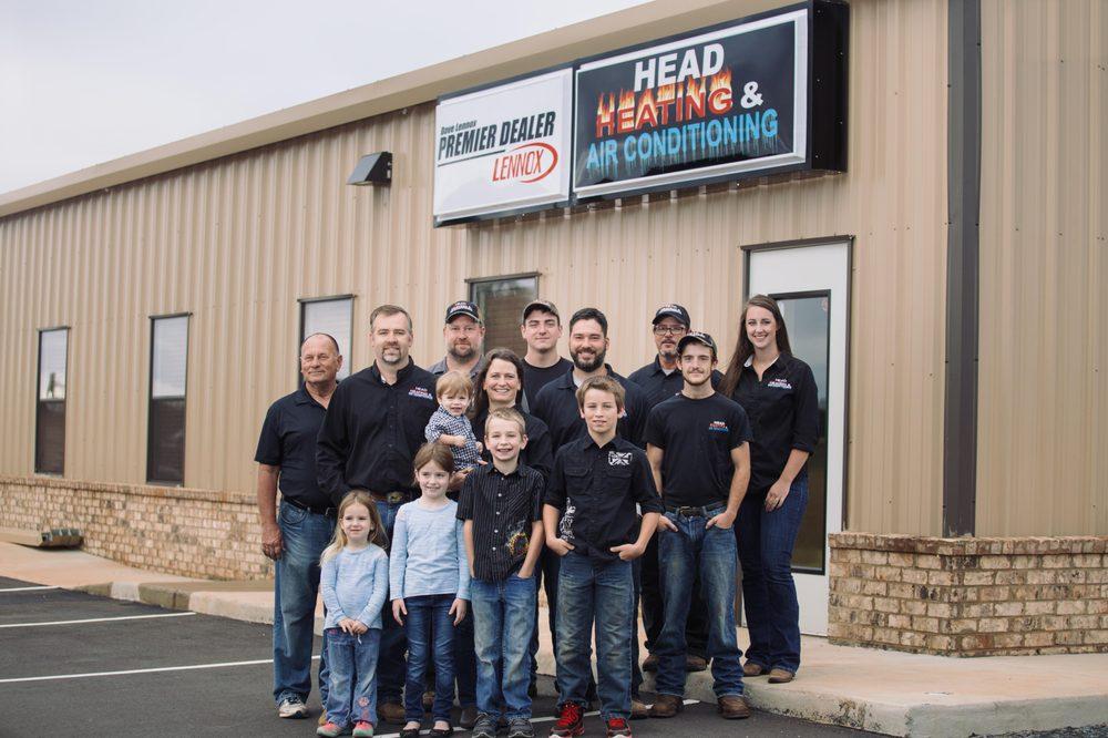 Head Heating & Air Conditioning: 115 Industrial Park Dr, Forsyth, GA