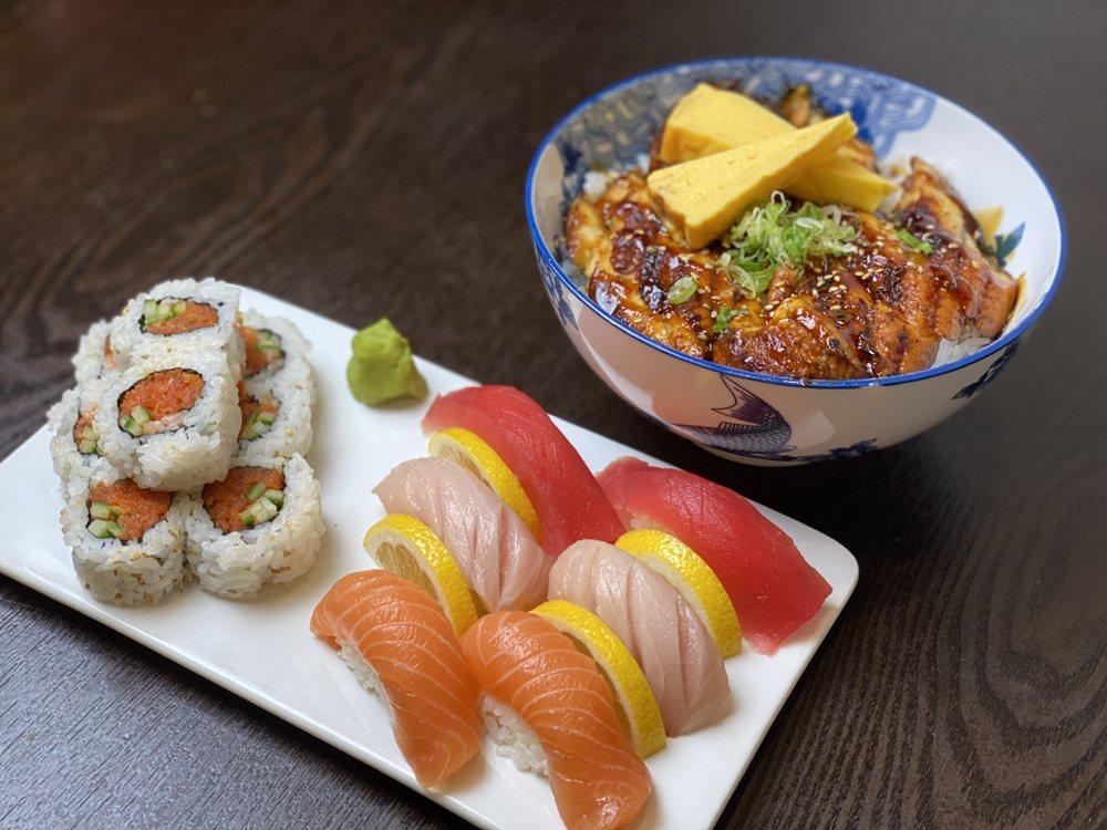 Orenji Sushi & Noodles