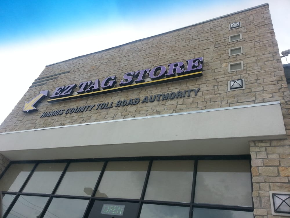 EZ TAG Store: 11411 N Sam Houston Pkwy E, Humble, TX