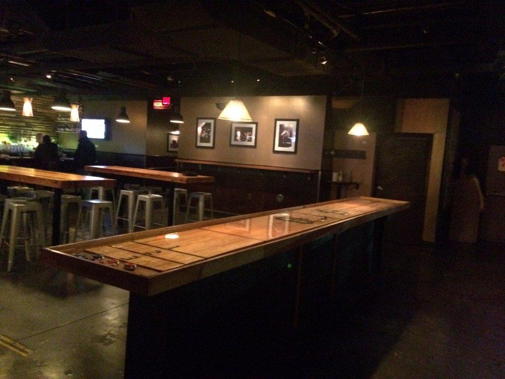 Delux Lounge: 350 Monroe St, Detroit, MI