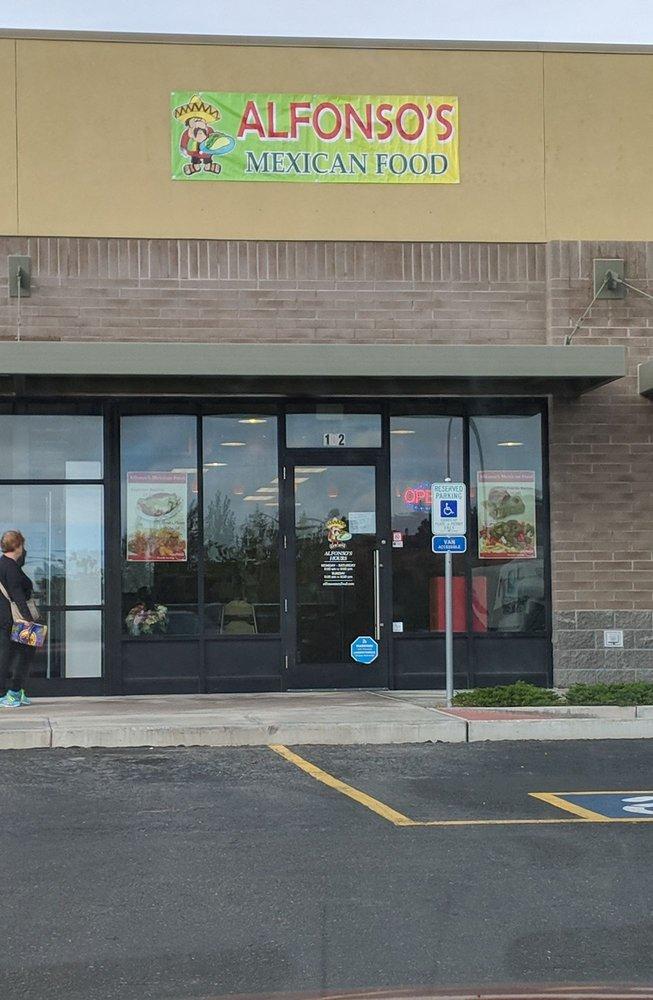 Alfonso's Mexican Food: 254 N Lee Blvd, Prescott, AZ