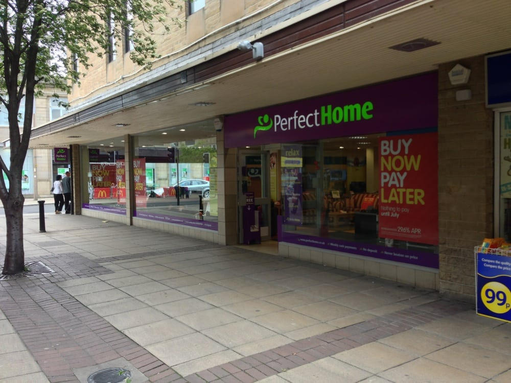 Perfect Home Furniture Stores 46 48 The Princess Of Wales Precinct Dewsbury West Yorkshire