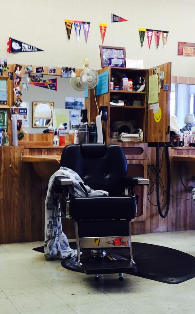 Larkland Barber Shop: 2532 N Main St, Hutchinson, KS