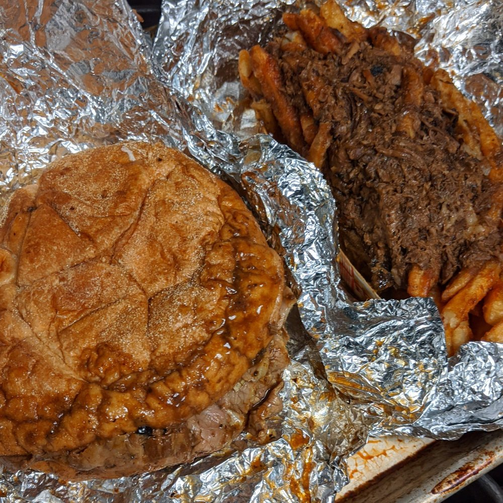 Old Original Nicks Roast Beef: 1215 West Chester Pike, West Chester, PA