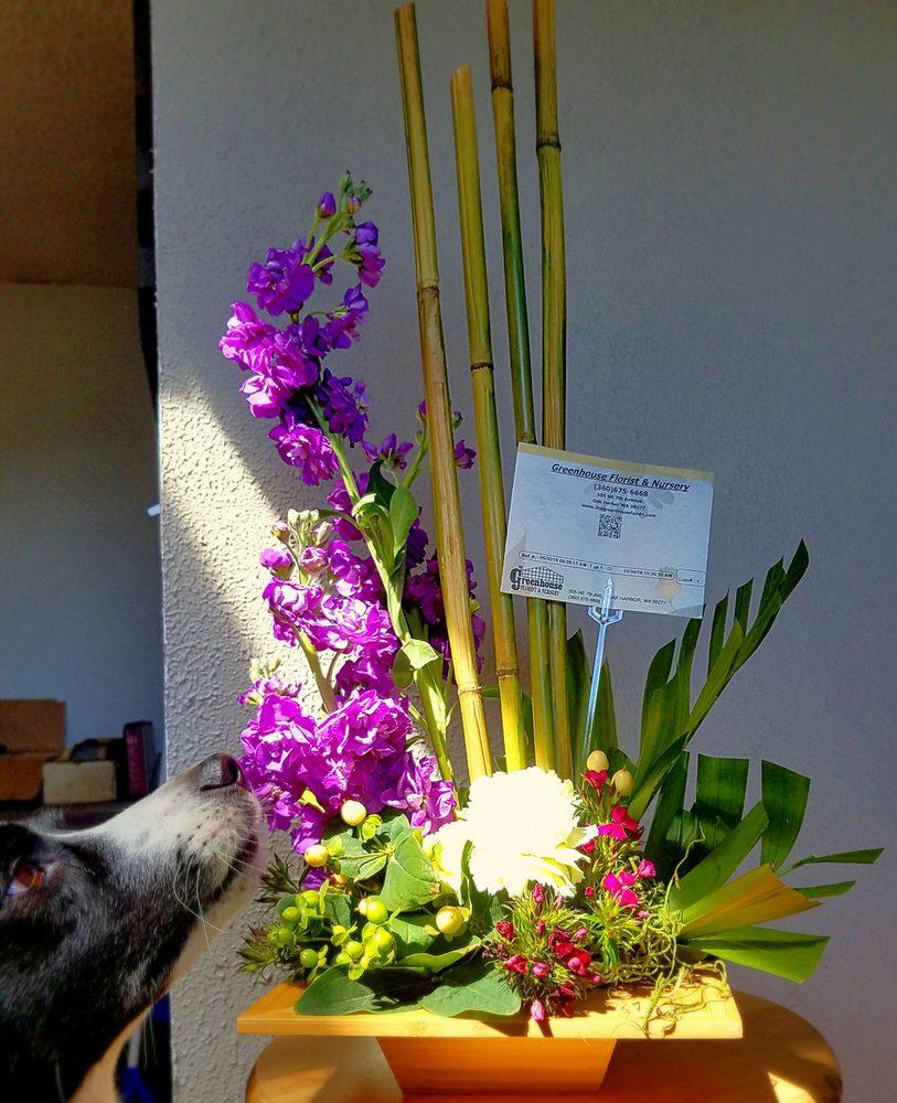 The Greenhouse Florist & Nursery: 555 NE 7th Ave, Oak Harbor, WA