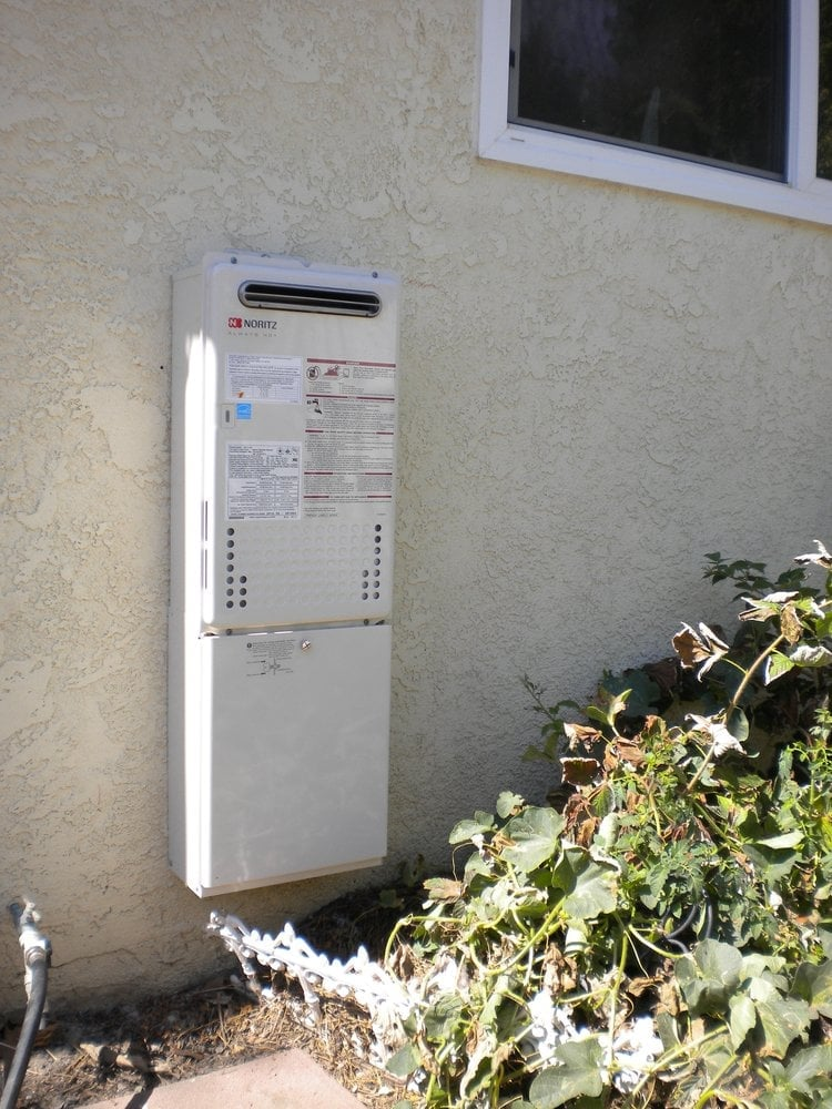 Photo Of The Green Plumber   Long Beach, CA, United States. Noritz Tankless