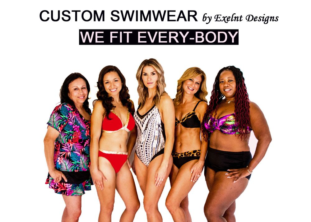 Exelnt Designs - Custom Swimwear