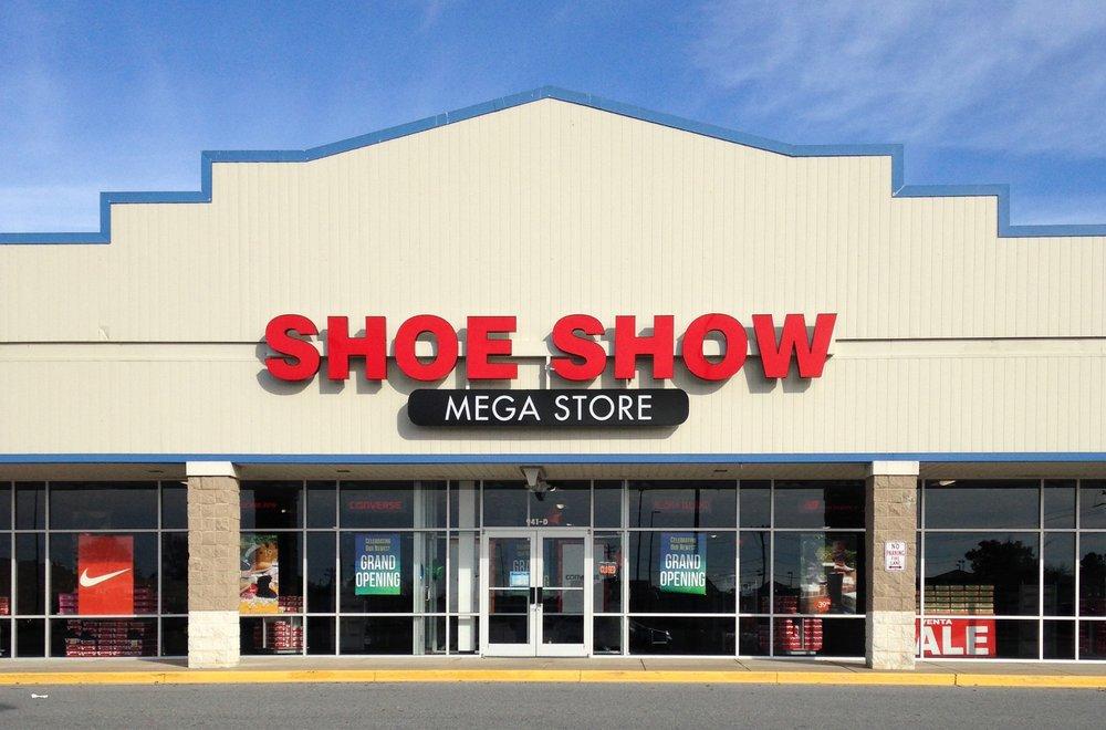 Shoe Show Mega Store: 941 N Dupont Blvd, Milford, DE