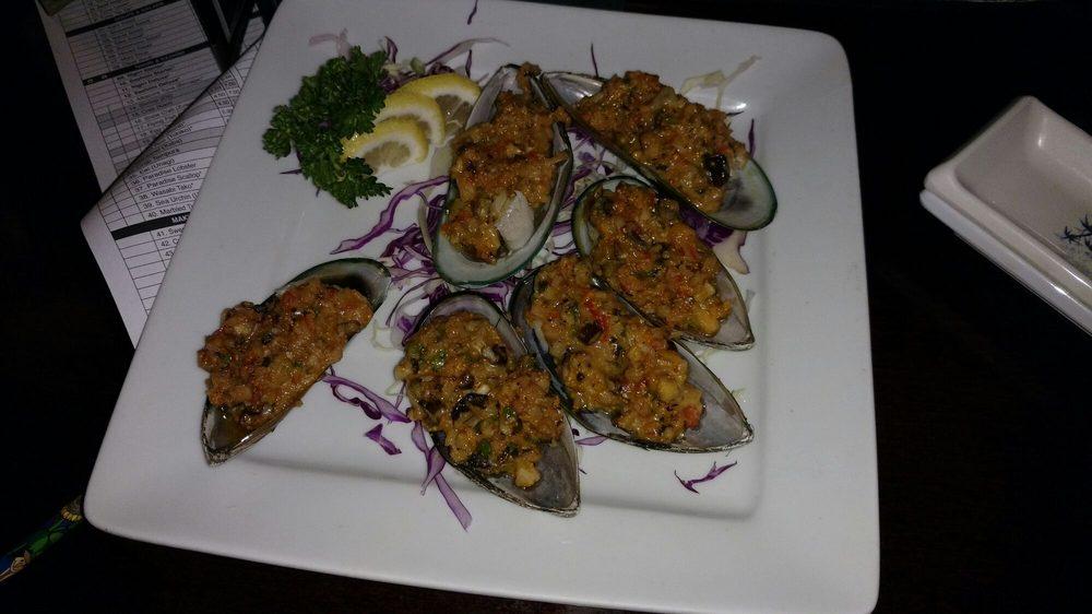 King Kong Sushi: 2120 Oakheart Rd, Myrtle Beach, SC