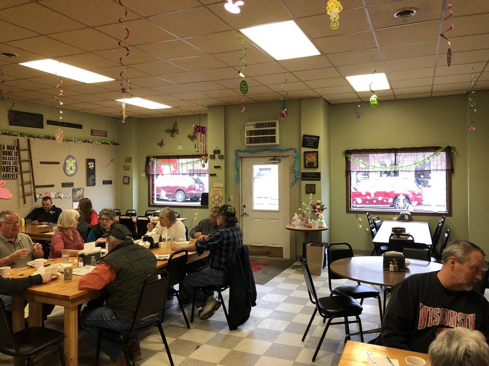 Ma's Bakery: 450 Canal St, Bloomington, WI