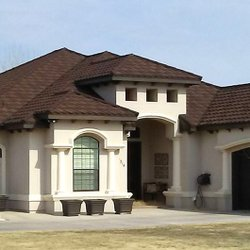 Photo Of Tallent Roofing   McKinney TX United States. Stone Coated Steel  Roof