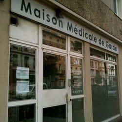 maison m 233 dicale de garde berthelot cliniques 264 ave berthelot 8 232 me arrondissement lyon