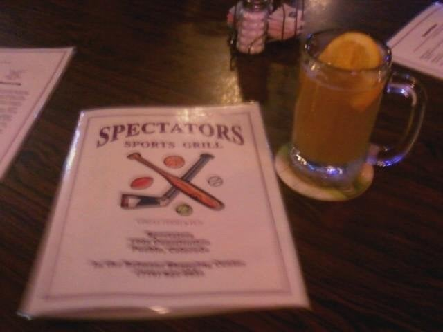 Spectators Sports Grill: 1002 Constitution Rd, Pueblo, CO